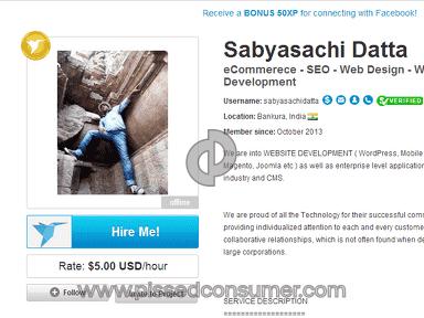 Sabyasachi Datta  Software review 31995
