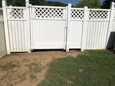 Lowes Gate Installation review 303380
