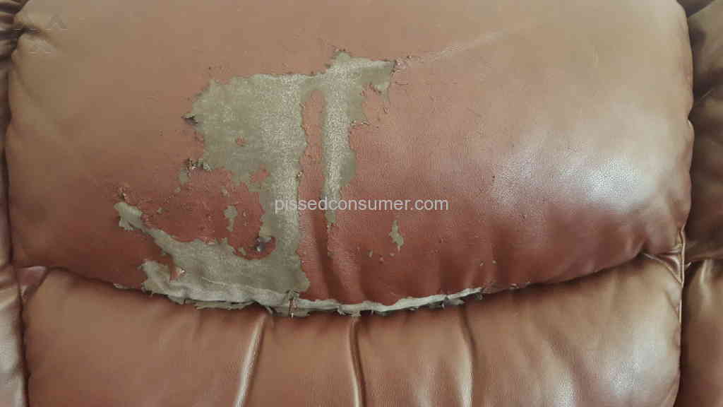 5 Tag Rooms To Go Leather Furniture Reviews And Complaints Pissed