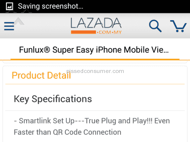 Lazada Malaysia Auctions and Internet Stores review 97305