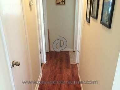 Luna Flooring Installation review 103361