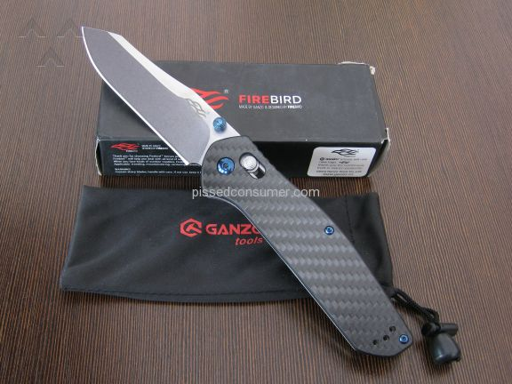 Ganzo F7563 Folding Knife