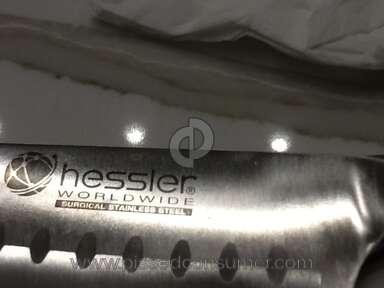 Hessler Worldwide - Rusting knives
