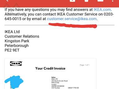Ikea - Worst customer service ever