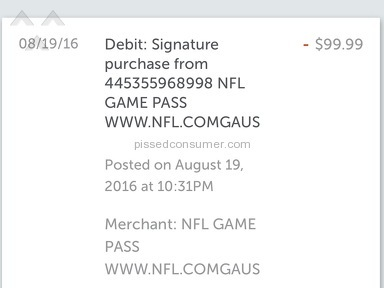 Nfl Game Pass Subscription review 156040