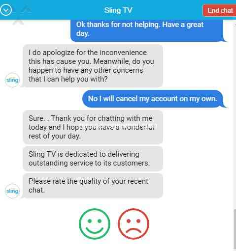 Sling Tv - Don't Honor Promotions Jun 03, 2019 @ Pissed Consumer