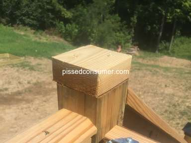 Lowes Deck Installation review 419312