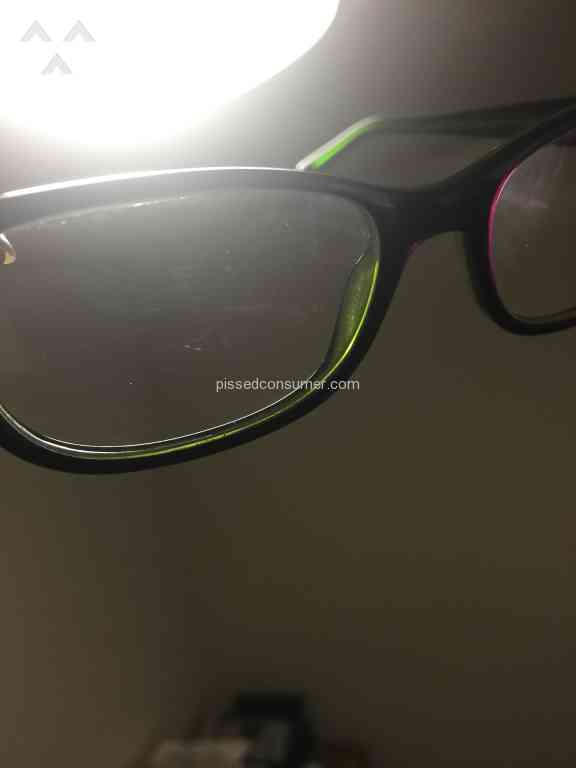 1ef77214c15 119 Lenscrafters Eyeglasses Complaints and Reports   Pissed Consumer