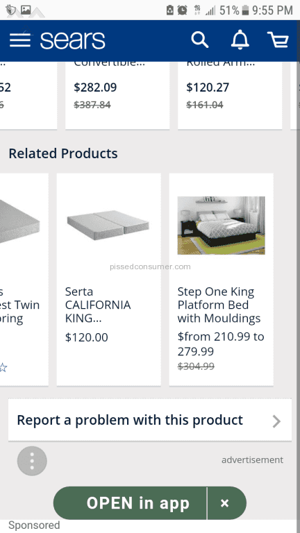 232 Top Rated Mattress One Reviews And Complaints Pissed