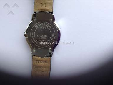 Movado Swico Watch Repair review 167214