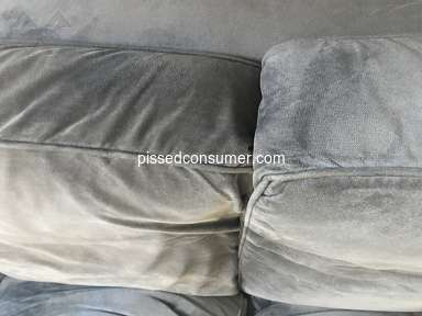 Living Spaces Sofa review 340022