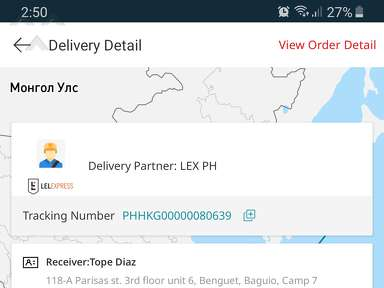Lazada Philippines Lazada Express Philippines Courier Delivery Service review 646517