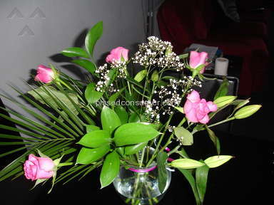 Prestige Flowers Bouquet review 64601