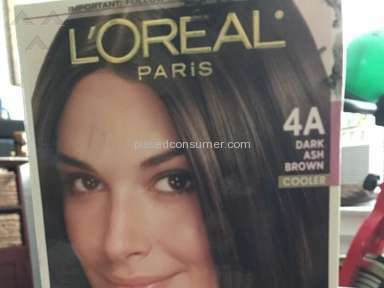 Loreal Usa - Loreal Paris Preference Dark Ash Brown Review from New York, New York
