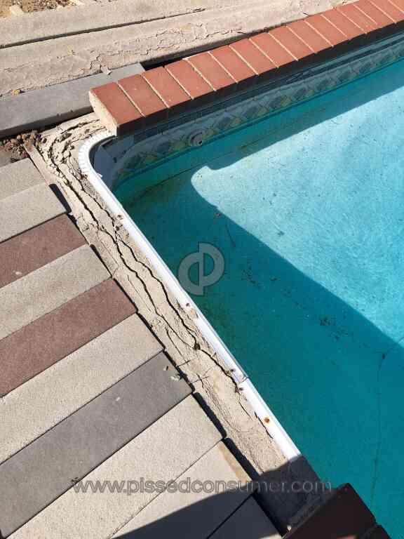 Secard Pools Very Disointed