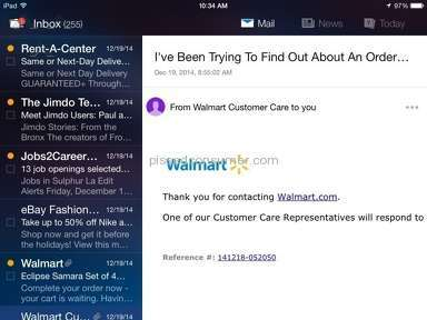 Walmart Prepaid Card review 57045