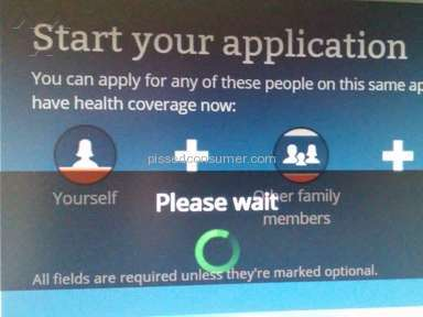 Healthcare Gov - Healthcare.gov 2016 application/technical issue
