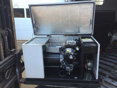 Generac Power Systems Generator review 245244