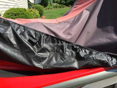 Seal Skin Covers - AVOID SEALSKIN COVERS