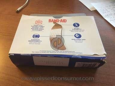 Johnson And Johnson - Flimsy Boxes