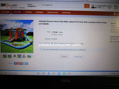 DHgate Shipping Service review 620947