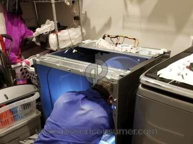 Sears Washing Machine Repair review 257166