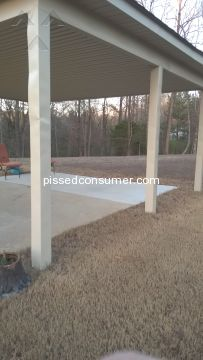 Sowards Contracting Services Carport