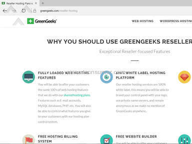 GreenGeeks Hosting review 103315