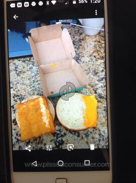 Mcdonalds Filet O Fish Sandwich