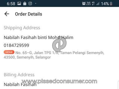 Lazada Malaysia - Refundable eWallet
