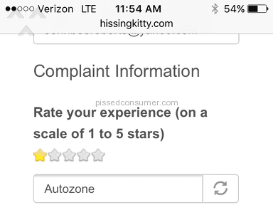 AutoZone Manager review 139421