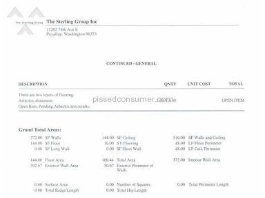 Sterling Group DKI Household Services review 79113