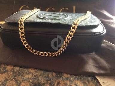 Tradesy Gucci Handbag review 164224