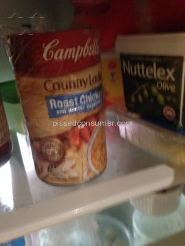 Campbells Soup Roast Chicken And Winter Vegetables Soup
