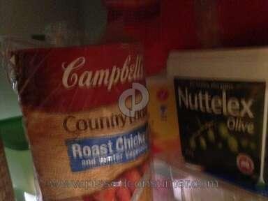 Campbells Soup - Tastes yucky!