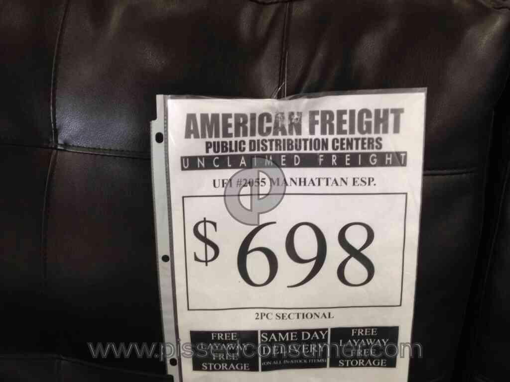 American Freight Furniture - Layaway scam Jan 48, 48 @ Pissed ... | furniture layaway