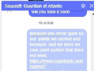 Eyougame Seacraft: Guardian Of Atlantic Video Game review 243970