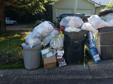 Waste Management - Horrible