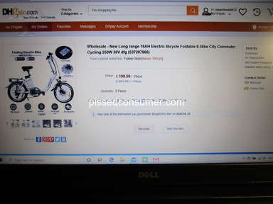DHgate Shipping Service review 620935
