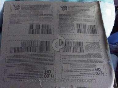 Gain Detergent - Expired coupons in powder detergent