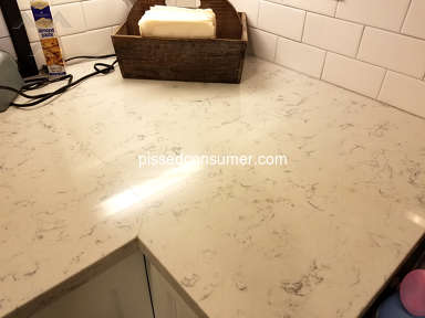 Silestone will NOT honor warranty !!!!!