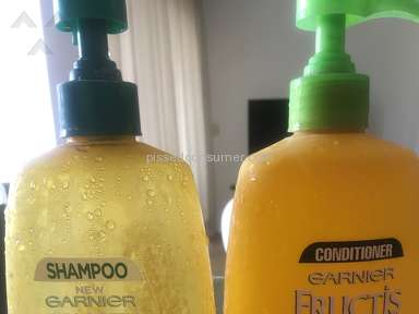 Garnier Fructis Triple Nutrition Shampoo review 274702