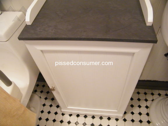 Sauder Furniture Vanity