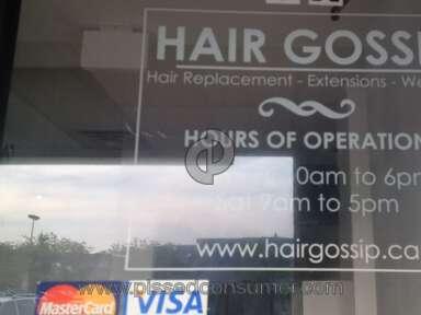 Hair Gossip - Simple Review #1464142510