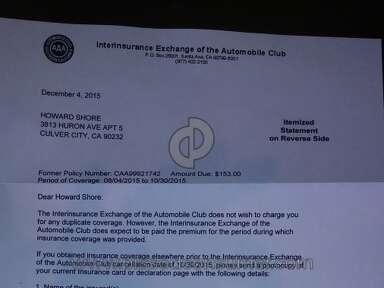 American Automobile Association Auto Insurance review 102405