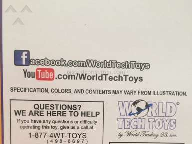 World Tech Toys - Helicopter Review from Lakewood, California