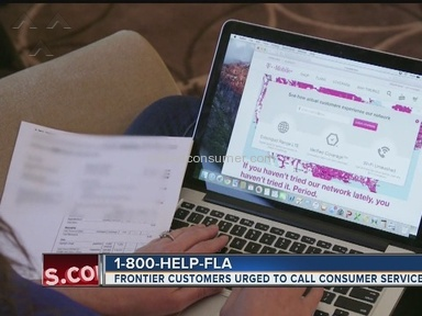 Frontier Communications - Fios Cable Tv Service Review from Orlando, Florida