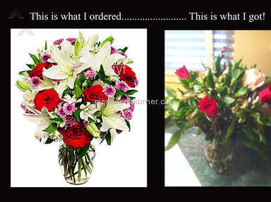 From You Flowers Bouquet review 11133