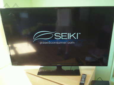 Seiki Digital - Terrible quality