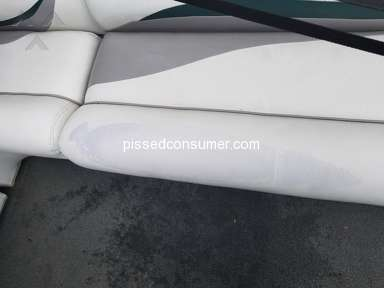 Seal Skin Covers - Sealskincovers ruined the vinyl on my pontoon boat